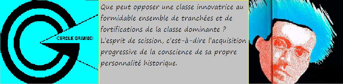 Le Cercle Gramsci